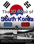 3D Book of South Korea. Anaglyph 3D i...