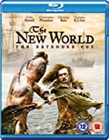 The New World: Extended Cut [Blu-ray]