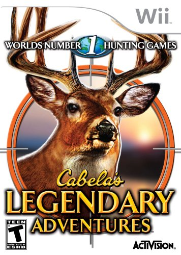 Cabelas Legendary Adventures