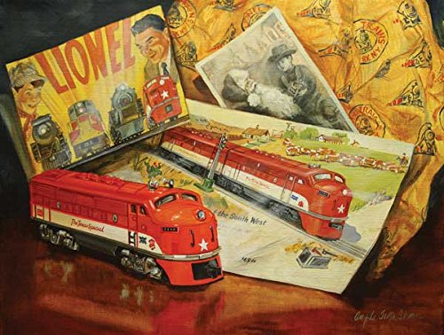 Texas Special 54 Catalog Memories a 500-Piece Jigsaw Puzzle by Sunsout Inc.