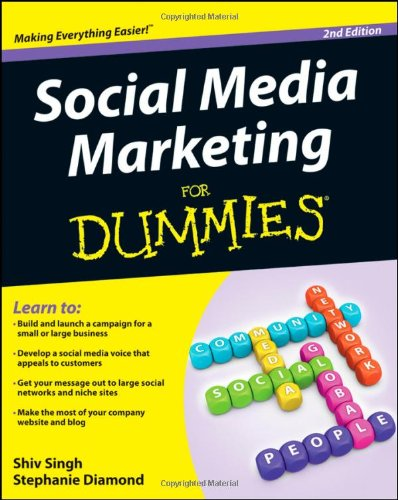 Social Media Marketing For Dummies (For Dummies (Computers))