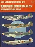 Image of Supermarine Spitfire Mk. XII-24, Supermarine Seafire Mk.I-47.
