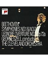 ベートーヴェン:交響曲7番 他