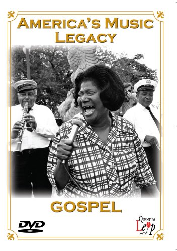 America's Music Legacy: Gospel [DVD] [2010] [US Import]