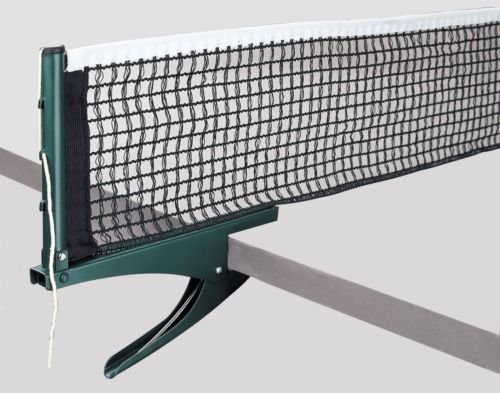 Table Tennis Net with Clamp Post Stand Standard Size Brand New
