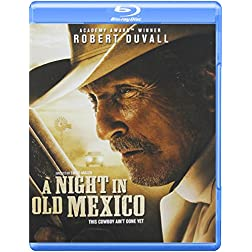 Night in Old Mexico [Blu-ray]