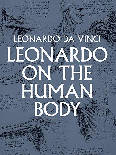 Leonardo On The Human Body (Dover Fine Art, History Of Art) front-956560