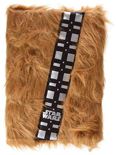 star-wars-chewbacca-fourrure-premium-a5-notebook
