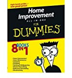 Home Improvement All-in-One For Dummies (For Dummies (Lifestyles Paperback)) (Paperback) - Common
