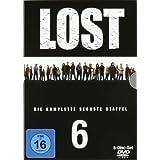 """Lost - Die komplette sechste Staffel (5 DVDs)von """"Matthew Fox"""""""