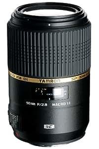 Tamron Objectif SP 90mm F/2,8 Di VC USD MACRO 1:1 - Monture Canon