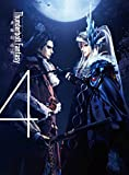 Thunderbolt Fantasy 東離劍遊紀 4(完全生産限定盤)/Blu-ray Disc/ANZX-12104 アニプレックス ANZX-12104