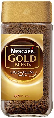 コーヒー ネスカフェ  ゴールドブレンド 135g