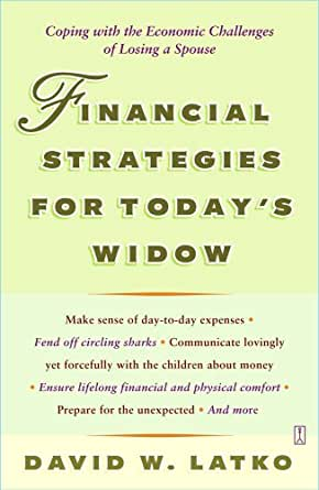 Image result for finacial strategies fortodays widows
