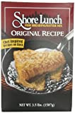 Shore Lunch Fish Breading /Better Mix, Original Recipes, 3.5-pounds