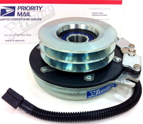 Ferris Is4000Z Warner 5218-238, 5218238 Electric Pto Blade Clutch - Oem Upgrade - Free Upgraded Bearings Warner Replacement Only