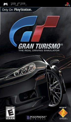Gran Turismo - Sony Psp front-1010936