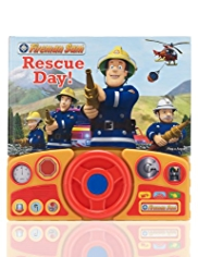 Fireman Sam Rescue Day Sound Book