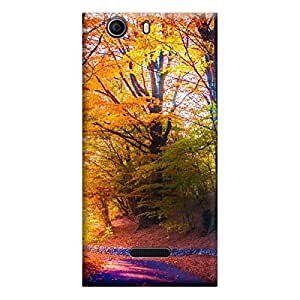Ebby Premium Printed Mobile Back Case Cover With Full protection For Micromax Canvas Nitro 2 E311 (Designer Case)