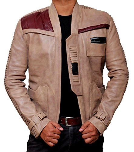 Finn Star Wars Costume Giacca (L)
