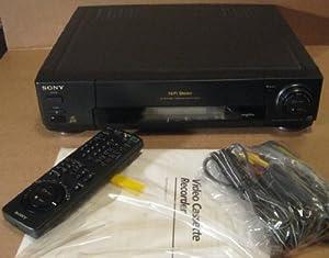 Sony SLV-720HF Hi Fi Stereo VCR