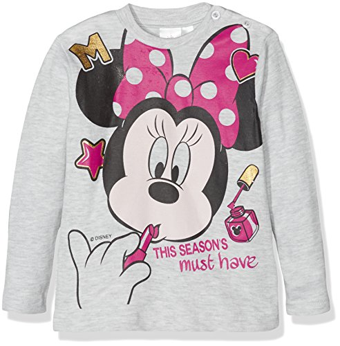 walt-disney-t-shirt-camiseta-para-bebes-910-grigio-mel-12-meses