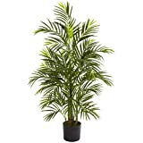 Nearly Natural - 5388 - 3.5Ft Areca Palm UV Resistant (Indoor/Outdoor)