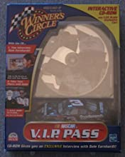 NASCA R3 Dale Earnhardt VIP Pass Interactive CD-ROM with 143 Scale Goodwrench Car by Winner39s Circl