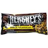 Hershey's Semi Sweet Chocolate Chips 12 OZ (340g)