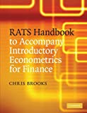 img - for RATS Handbook to Accompany Introductory Econometrics for Finance book / textbook / text book