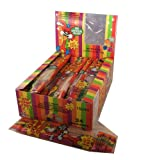 Dorval Sour Power Sortz Candy Straws Twenty Four Count Box