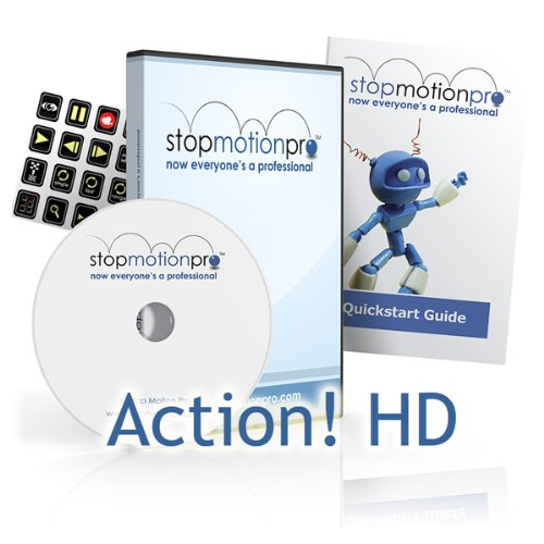 Stop Motion Pro Action! HD