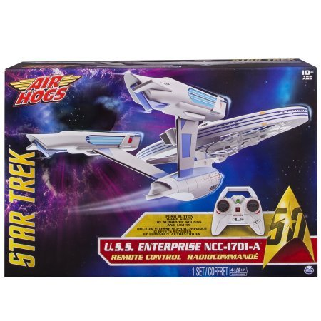Enterprise NCC 1701 Remote Control Lights