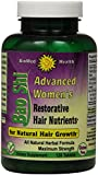 Biomed Health Advanced Women's Bao Shi Restorative Hair Nutrients Caplets, 120 Count