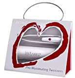La-Tweez Valentines Pro Illuminating Tweezers