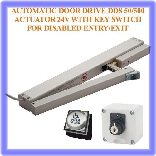 Tc170- Automatic Door Drive Dds 50/500 Actuator 24V With Key Switch For Disabled Entry/Exit