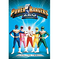Power Rangers: Zeo, Vol. 2