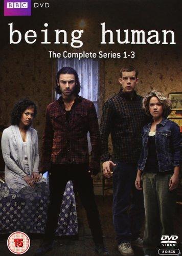 Being Human/ビーイング・ヒューマン シリーズ1-3 DVD-BOX[PAL][英字幕のみ]