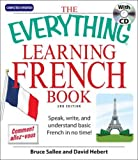 img - for The Everything Learning French Book with CD, 2nd Edition book / textbook / text book