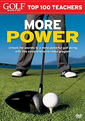 Golf Magazine: Top 100 Teachers - More Power