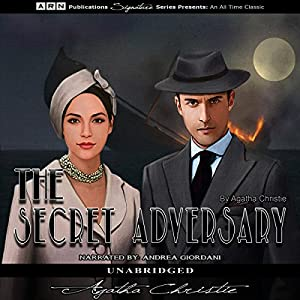 The Secret Adversary Audiobook