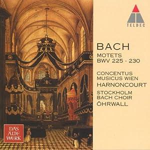 Bach J.S: Motets Bwv 225 - 230
