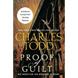 Proof of Guilt: An Inspector Ian Rutledge Mystery (Inspector Ian Rutledge Mysteries) ~ Charles Todd