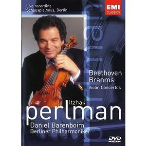 Perlman, Itzhak - Violinkonzerte