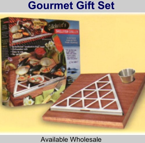 Gilchrist's Great Grate Gift Set