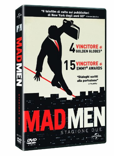 Mad Men - Stagione 02 (4 Dvd)