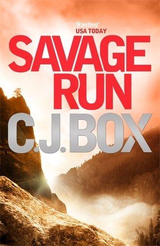 C.J. Box - Savage Run