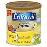 Enfamil Premium Infant Formula, 1, 12.5 oz.