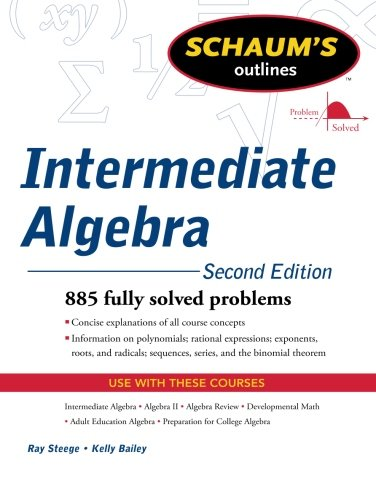 beginning & intermediate algebra 4th edition paperback Find great deals on ebay for beginning and intermediate algebra in beginning and intermediate algebra 4th edition homeschooling textbook hc student 9780321566737: beginning algebra, mymathlab edition (5th edition.
