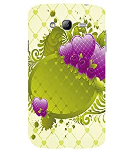 printtech Heart Design Back Case Cover for Samsung Galaxy Grand Neo / Samsung Galaxy Grand Neo i9060